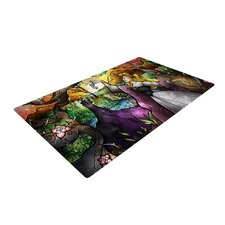 I Know You Fairytale Forest Area Rug