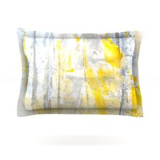 Abstraction Cotton Pillow Sham