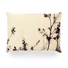Silhouette Outdoor Throw Pillow