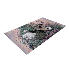 Land of The Sleeping Giant Panda Novelty Rug