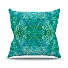 Eden Outdoor Throw Pillow