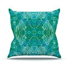 Eden by Nikposium Throw Pillow