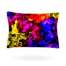 Chica by Claire Day Woven Pillow Sham