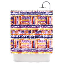 Tribal Polyester Shower Curtain