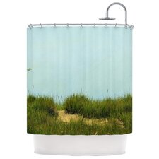 Hand in Hand Polyester Shower Curtain