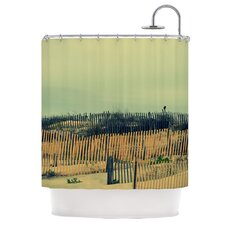 Carova Dunes Polyester Shower Curtain