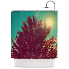Change Is Beautiful Polyester Shower Curtain