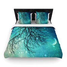 Winter Moon Duvet Cover Collection