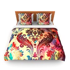 Galaxy TapestryDuvet Cover