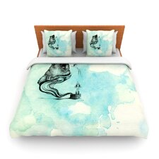 Hot Tub Hunter III Duvet