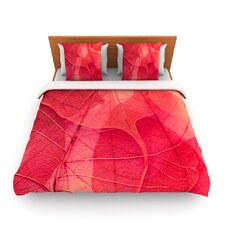 Delicate Leaves Duvet