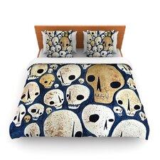 Skulls Duvet