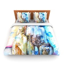 Bottled Animals Duvet Cover