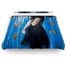 Sink or Swim Duvet Cover