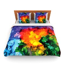 Karma by Claire Day Fleece Duvet Cover