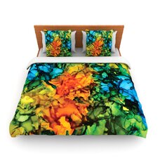 Lowry by Claire Day Fleece Duvet Cover