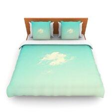 Cloud 9 by Libertad Leal Fleece Duvet Cover