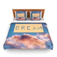 DREAM by Iris Lehnhardt Fleece Duvet Cover