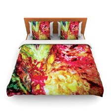 Passion Flowers I Duvet Cover