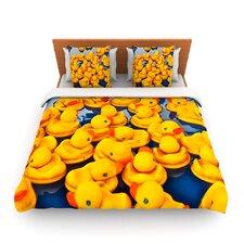 Duckies Duvet Cover