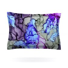 String Theory by Claire Day Woven Pillow Sham