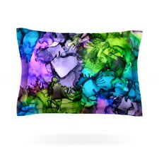Cellar Door by Claire Day Woven Pillow Sham
