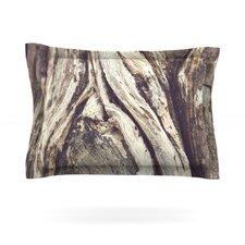 Bark by Catherine McDonald Cotton Pillow Sham