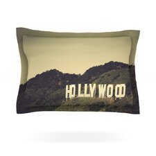 Hollywood by Catherine McDonald Woven Pillow Sham