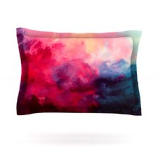 Reassurance by Caleb Troy Cotton Pillow Sham