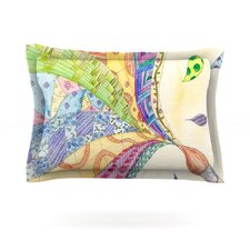 The Painted Quilt by Catherine Holcombe Cotton Pillow Sham