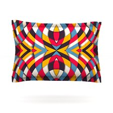 Stained Glass by Danny Ivan Woven Pillow Sham