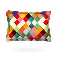 Pass This On by Danny Ivan Woven Pillow Sham
