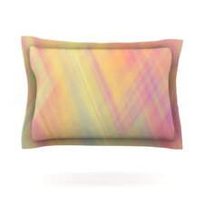 Pastel Abstract by Ingrid Beddoes Cotton Pillow Sham