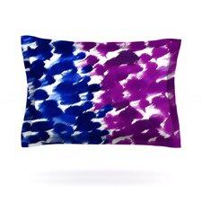 Fleeting by Emine Ortega Woven Pillow Sham