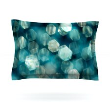Shades of Blue by Ingrid Beddoes Cotton Pillow Sham