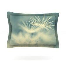 Snowflake by Ingrid Beddoes Cotton Pillow Sham