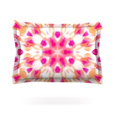 Batik Mandala by Iris Lehnhardt Cotton Pillow Sham
