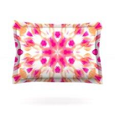 Batik Mandala by Iris Lehnhardt Woven Pillow Sham