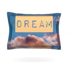 DREAM by Iris Lehnhardt Cotton Pillow Sham