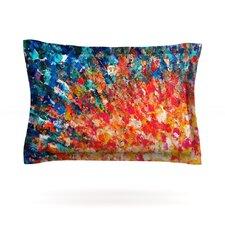 The Clash by Ebi Emporium Cotton Pillow Sham