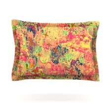 Time For Bubbly by Ebi Emporium Woven Pillow Sham