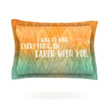 Deco II Woven Pillow Sham