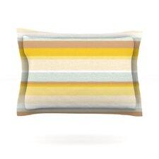 Desert Stripes by Nika Martinez Cotton Pillow Sham