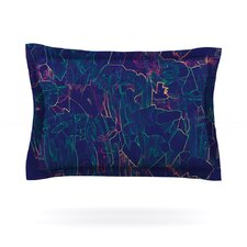 Night Life by Kathryn Pledger Cotton Pillow Sham