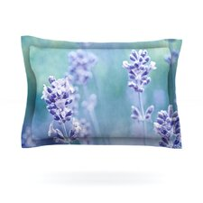 Lavender Dream by Iris Lehnhardt Cotton Pillow Sham