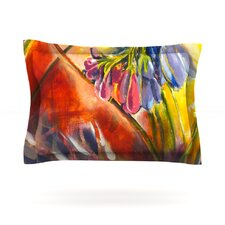 Progression by Kristin Humphrey Woven Pillow Sham