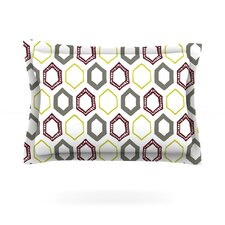 Hexy Small by Laurie Baars Cotton Pillow Sham