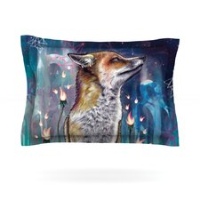 There is a Light by Mat Miller Cotton Pillow Sham