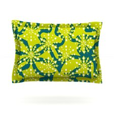 Festive Splash by Miranda Mol Woven Pillow Sham