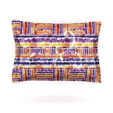 Tribal by Louise Machado Woven Pillow Sham